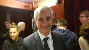 Stéphane Layani, président directeur général du Marché d'Intérêt National de Rungis.