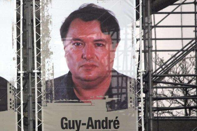 Guy-André Kieffer mwandishi wa habari aliyetoweka mjini Abidjan mwaka 2004