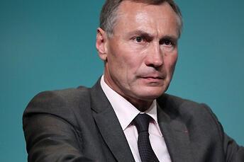 Jean-Marie Bockel, à Versailles, le 7 mai 2011.