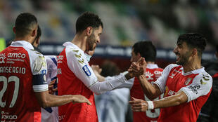 SC Braga - Sporting de Braga - Futebol - Football - Desporto - Liga Portuguesa