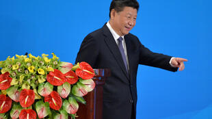 图为中国国家主席习近平