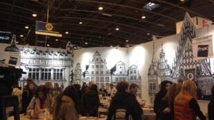 Парижская Международная книжная ярмарка-2015