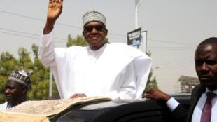 Lokacin da shugaba Muhammadu Buhari ya sake lashe zabe a 2019