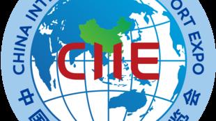 中国进博会标识