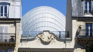 The Fondation Jérôme Seydoux-Pathé in Paris