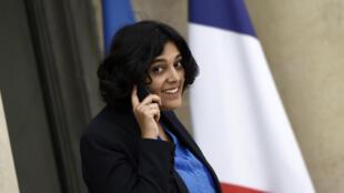 La ministre du Travail, Myriam el-Khomri, le 5 novembre 2015.