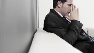 Diverses études révèlent que les Français sont parmi les plus pessimistes pour 2015.
