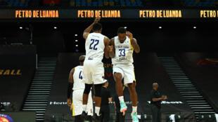Petro de Luanda - Basquetebol - BAL - Angola - Desporto - Basket-Ball 2