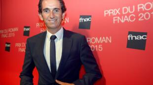 Alexandre Bompard, PDG de la Fnac.