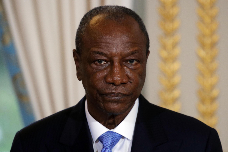 Presidente da Guiné Conacri, Alpha Condé