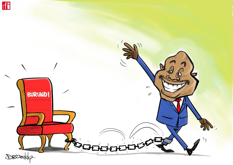 Rais wa Burundi, Pierre Nkurunziza, kuza kiongoji wa juu wa nchi hata baada ya kukabidhi madaraka. 21/05/2020