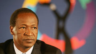 Blaise Compoaré the president of Burkina Faso and ECOWAS mediator for Mali