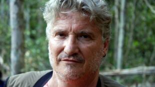 O cineasta e indigenista franco-brasileiro Vincent Carelli, cujo filme sobre os Guarani-Kaiowá abre o Festival Brésil en Mouvements