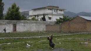 美国袭击本拉登位于巴基斯坦的住所