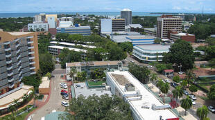 Darwin Central Business District, Australia