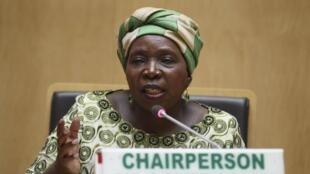 Nkosazana Dlamini-Zuma, abaini umuhimu wa kuwashirisha wanawake kwa maendeleo ya bara la Afrika.