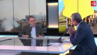 """Gilles Gauthier es ex embajador de Francia en Yemen y autor de """"Entre dos orillas, 50 años de pasión por el mundo árabe"""""""