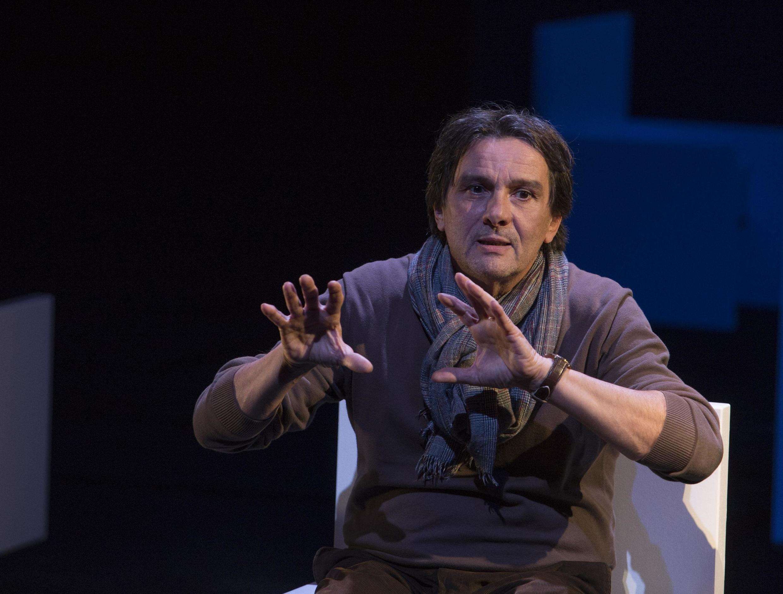 Christian Schiaretti, directeur du Théâtre national populaire à Villeurbanne, près de Lyon, a créé le festival annuel Les Langagières.