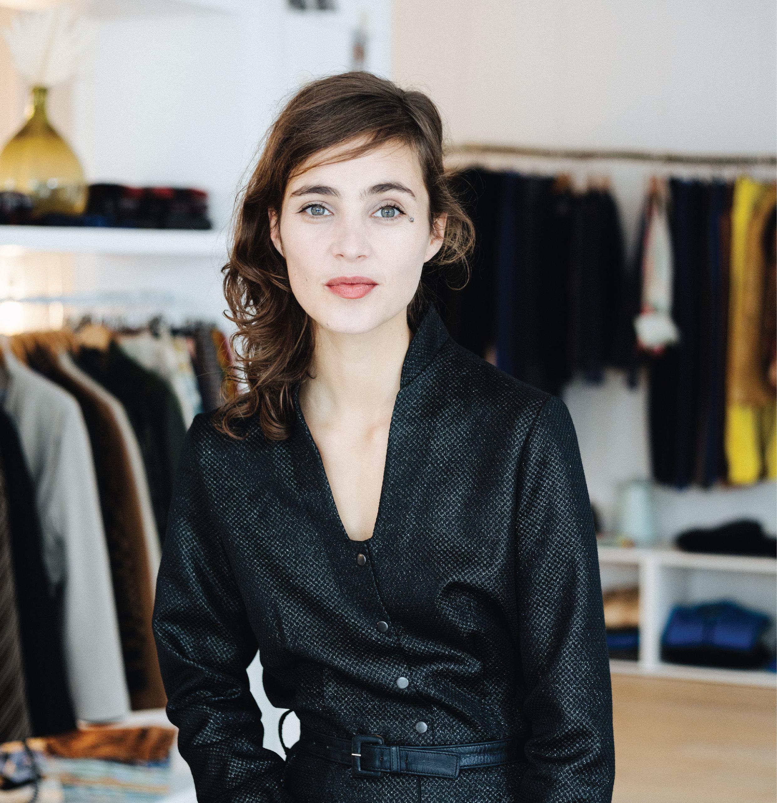 Anaïs Dautais Warmel fondatrice de la marque Les Récupérables