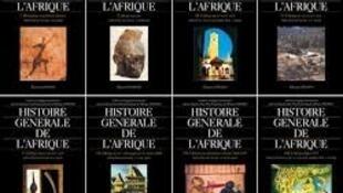 L'Histoire Générale de l'Afrique : le vaste chantier culturel, pédagogique et international de l'Unesco parrainé par de nombreux artistes.