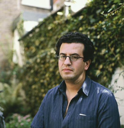 Hisham Matar, auteur du roman «Au pays des hommes».