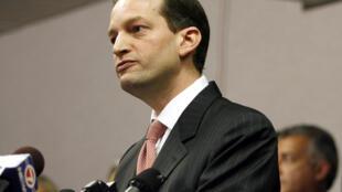 Foto de archivo de Alexander Acosta, el 26 de junio de 2006 en Miami, Florida.