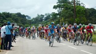 En 2011, la Tropicale Amissa Bongo prend encore d'assaut les routes du Gabon.