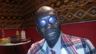Cheikh Tidiane Diop, responsable de la Formation et chef de l'Unité d'information et de valorisation des résultats de la recherche de l'institut sénégalais de recherches agricoles.