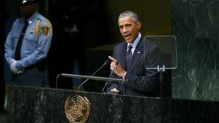 Depois da Cúpula do Clima, o presidente dos EUA, Barack Obama volta a discursar nesta terça-feira, 23 de setembro de 2014, na ONU.