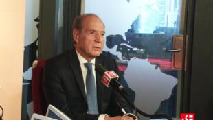 Jean-Jacques Bridey,  député LREM de la 7e circonscription du Val-de-Marne, président de la commission de la Défense et des forces armées à l'Assemblée nationale..