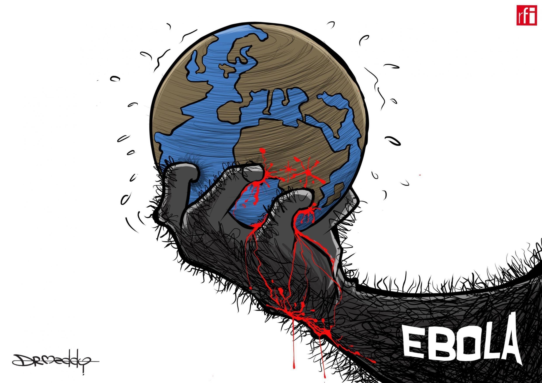 Ebola: WHO ta bayyana annobar Ebola a Congo a matsayin barazana ga duniya ( 18/07/2019).