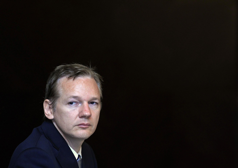 Mai Shafin Wikileaks Julian Assange