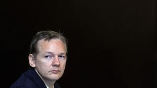 Julian Assange, le fondateur de WikiLeaks.