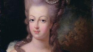Retrato de María Antonieta.