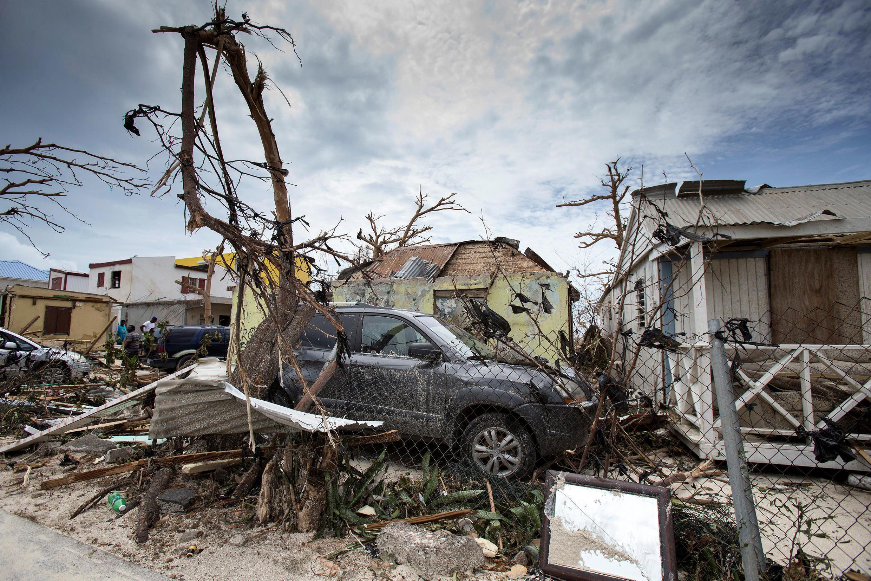 توفان ایرما شدیدترین توفانی است که تاکنون در اقیانوس اطلس به ثبت رسیده است.