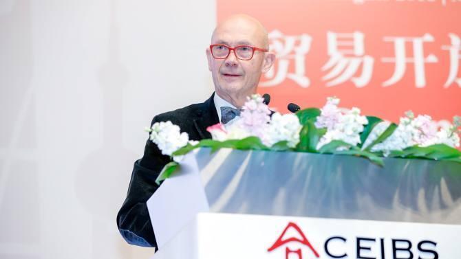 WTO前总干事拉米建议中国开放市场减少国企份额