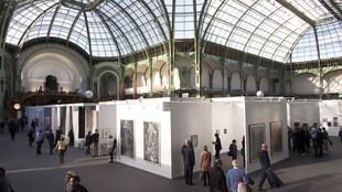 París Photo tiene lugar en el Grand Palais.