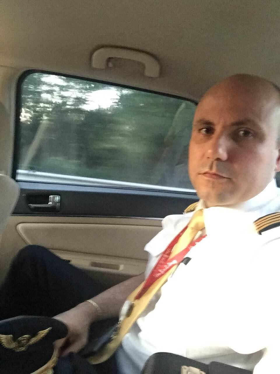 Belmiro Amaro, piloto brasileiro, mudou-se para Pequim há 11 meses.