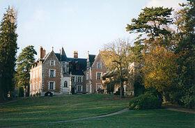 达芬奇的最后故居克罗吕斯城堡优雅安静
