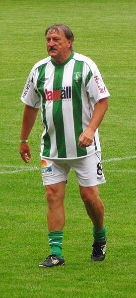 Antonin Panenka en 2011.