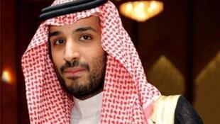沙特王储穆罕默德•本•萨勒曼