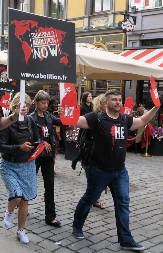 Шестой конгресс против смертной казни Осло 2016
