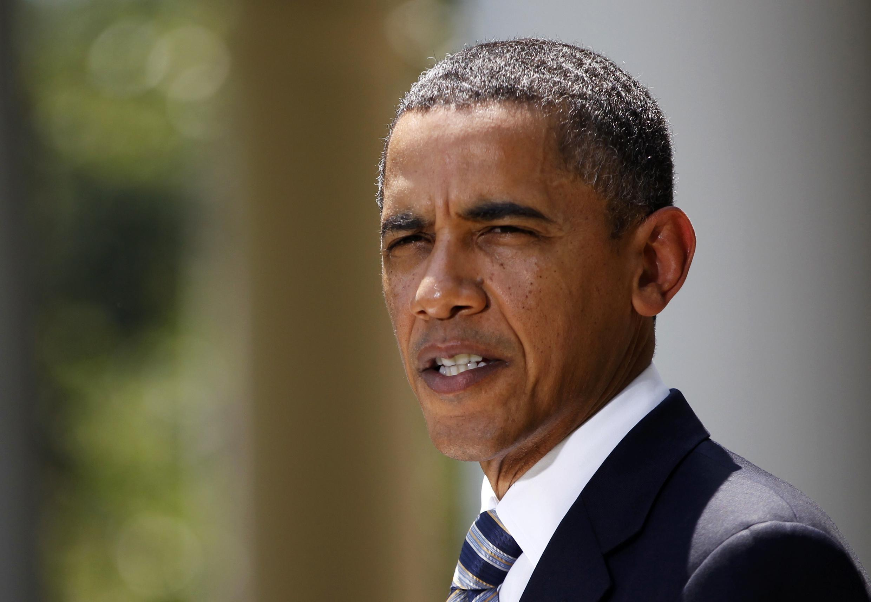 Shugaban kasar Amurka Barrack Obama.