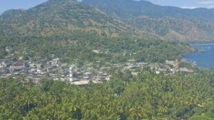 Les  Comores.