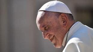 Papa Francis, Vatican Oktoba 10, 2018.