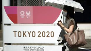 """Jogos Olímpicos de Tóquio vão realizar-se em 2021 """"com ou sem"""" pandemia, segundo o Comitê Olímpico Internacional."""