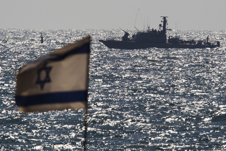 В настоящее время к берегам Газы невозможно подойти ближе шести морских миль.
