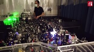 2020-10-30 france science physics quantum computer Kastler Brossel Laboratory Sorbonne
