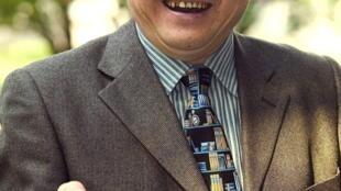 Le romancier chinois Mo Yan, le prix Nobel de littérature 2012.