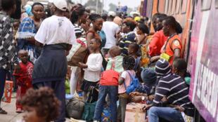 Refugiados de Angola